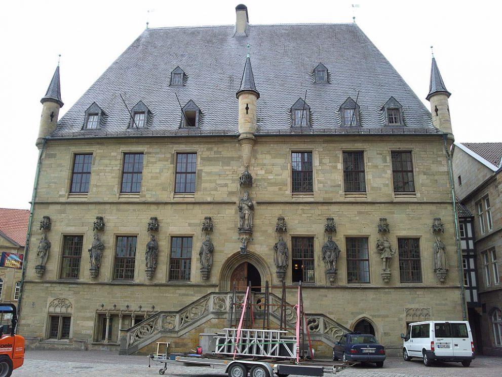 Offizielle Kooperation mit der Stadt Osnabrück