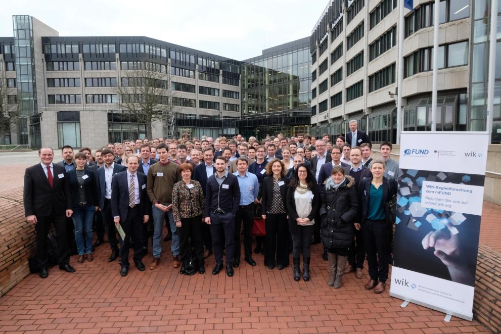 Kick-Off der mFUND-Begleitforschung in Bonn